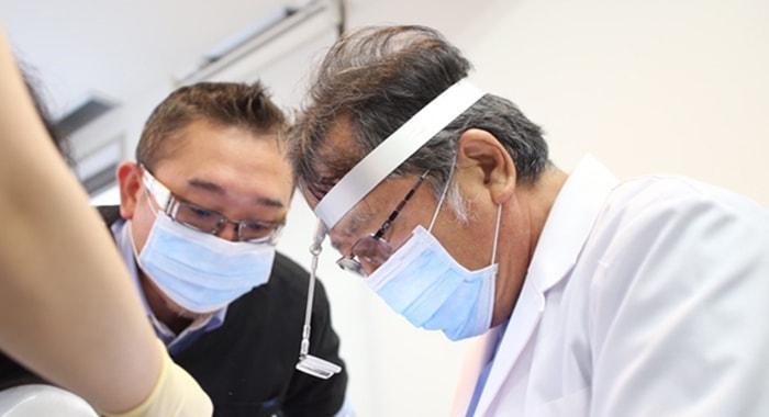 BPS認定歯科技工士との連携